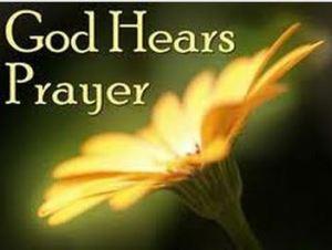 God Hears Prayer